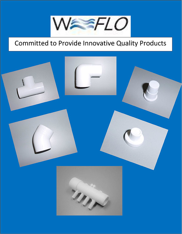W-FLOW Pool, Spa and Bath Products